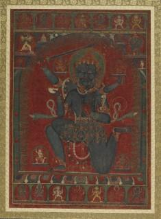 Mandala of Achala Chandamaharoshana