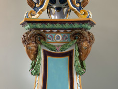 Tripod Ram-footed Pedestal