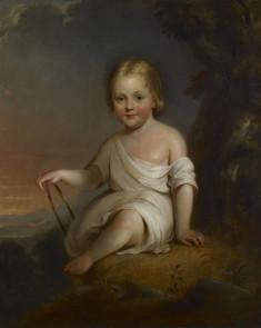 Portrait of Master Francis M. Jencks