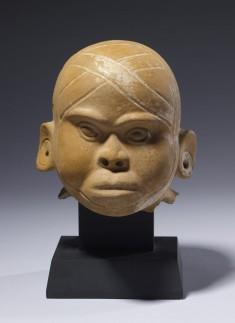 Dwarf Effigy (Head Fragment)