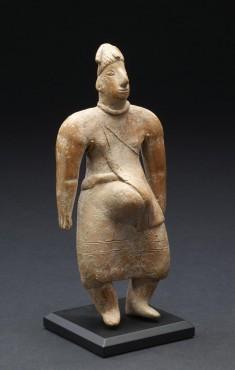 Pregnant Female Figure