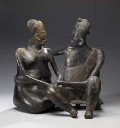 Conjoined Man and Woman (Curing Ritual Narrative)