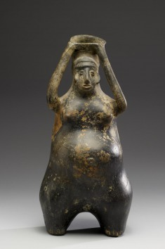 Woman with Vessel
