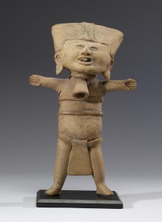 Ritual Dancer Ocarina (Vessel Flute)
