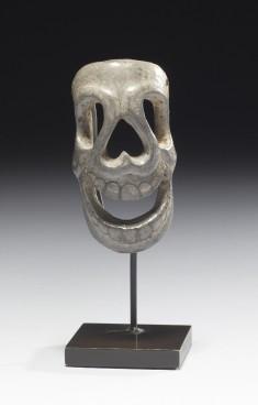 Skull Effigy Pendant