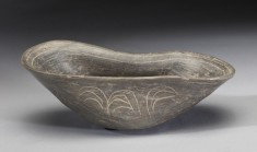 Bowl with Incised Motifs
