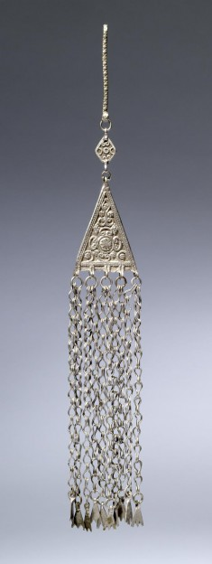 Pendant from a Woman's Headpiece