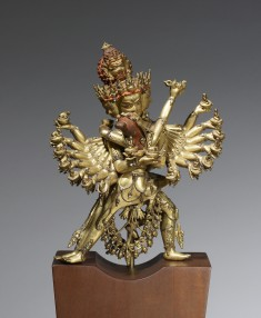 Hevajra and Nairatmya