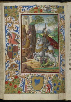 Saint George Slaying the Dragon