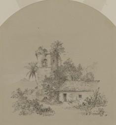 Ruined Church in the Tropics