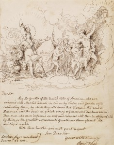 Allegorical Sketch