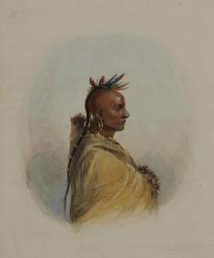 Head of a Sioux