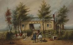 Western Log Cabin