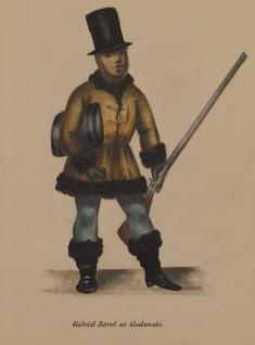 Gabriel Ravel as Godenski