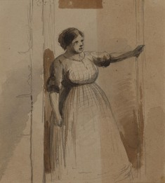 Milly Ye Cook Street Sketch