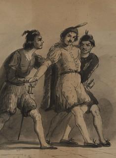 Love's Labour's Lost, Act I, Scene 1