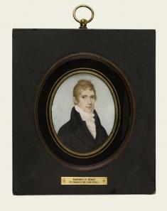 Portrait of Raphaelle Peale
