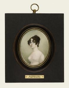 Portrait of Mrs. Raphaelle Peale (Margaret McGlathery Peale) (?)