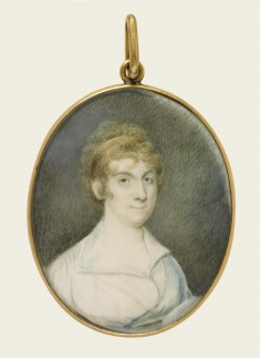 Ann Brunton, the actress (Mrs. Rob Merry)