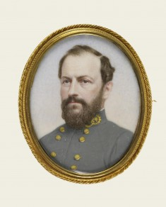 Portrait of a Confederate Office (previously thought to be Stonewall Jackson)