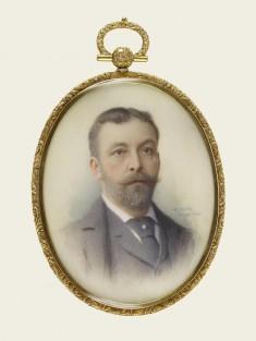 Portrait of Warren Delano III