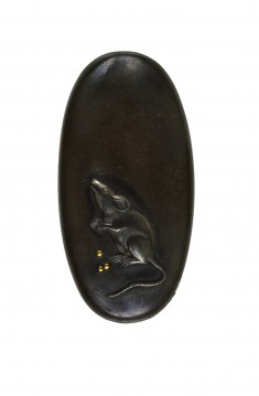 Kashira with Rat