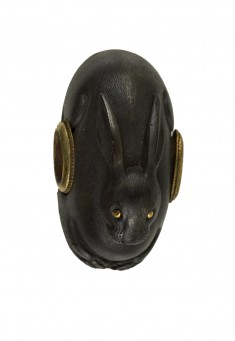 Kurikata of a Rabbit