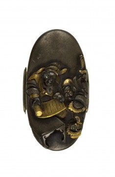 Kashira of the Chinese General Kanyu