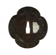 Tsuba of Iron