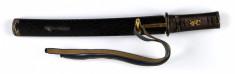 Dagger (tanto) with a decorative presentation blade (includes 51.1199.1-51.1199.5)