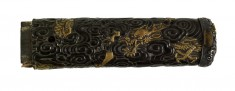 Tsuka with Dragons in Clouds