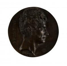 Gasparo Luigi Pacifico Spontini (1779-1851)