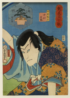 Nakamura Shikan IV as Hayano Kampei