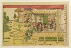 Blindman's bluff in Ichiriki teahouse