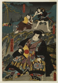 Robber Chief Tozoku Jiraiya