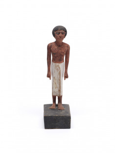 Male Wooden Figure