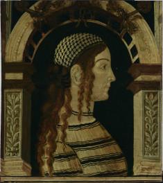 Profile of a Gypsy Woman