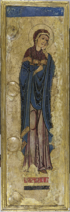The Mourning Virgin Mary