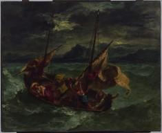Christ on the Sea of Galilee