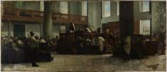 Portugese Synagogue at Amsterdam