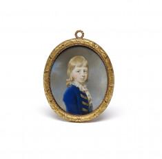 Portrait of Frederick, Prince-Bishop of Osnabruck, afterwards Duke of York (1763-1827)