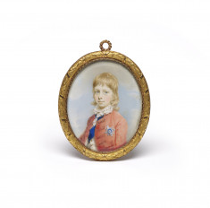 Portrait of George, Prince of Wales, afterwards King George IV (1762-1830)