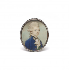 The Prince of Wales, afterwards George IV