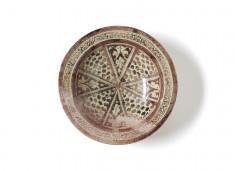 Raqqa Lusterware Bowl