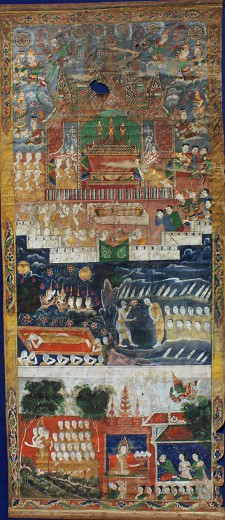 Death of Buddha, and Other Events