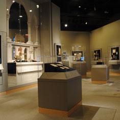 Museum Location: Romanesque and Gothic Art