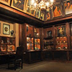 Museum Location: Collector's Study