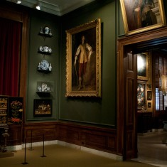 Museum Location: 17th-Century Dutch Cabinet Rooms