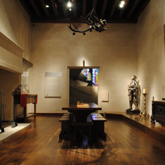 Museum Location: The Great Room