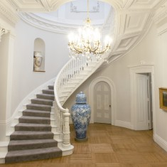 Museum Location: Entry Hall & Staircase